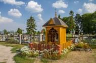 Cmentarz w Uhrusku