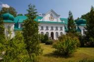 Były Pałac Myśliwski Zamoyskich w Adampolu