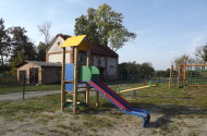 Plac zabaw w Kaplonosach Kolonia