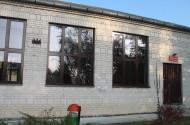 Wymiana stolarki okiennej i drzwiowej świetlicy w Uhrusku